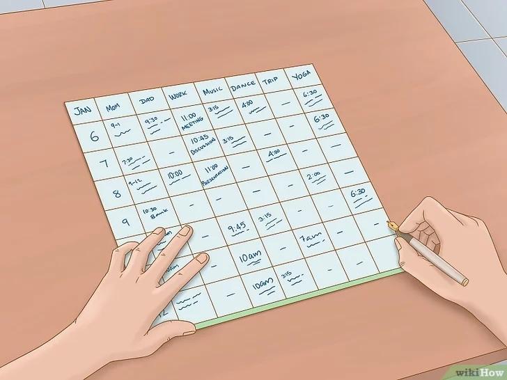 7 manières d'améliorer son attention aux détails soyez organisé faites des listes faconner sa vie développement personnel