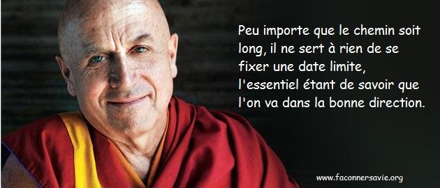 citations inspirantes de Mathieu Ricard, l'homme le plus heureux sur Terre développement personnel bonheur bien-être