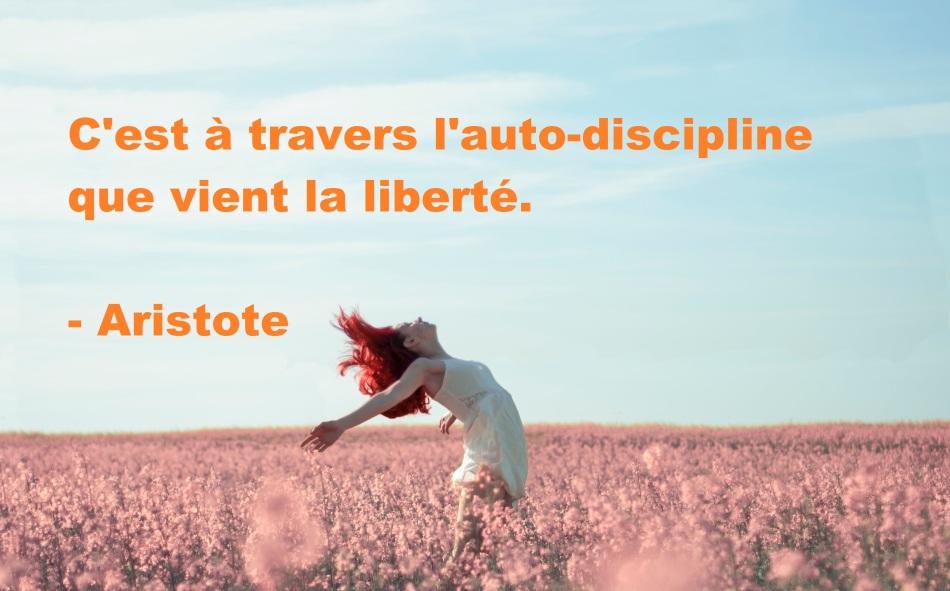 15 citations inspirantes au sujet de l'auto-discipline. faconner sa vie. coaching. developpement personnel. réaliser rêves. Se muscler gagner. réussir zen stop bonheur liberté.jpeg