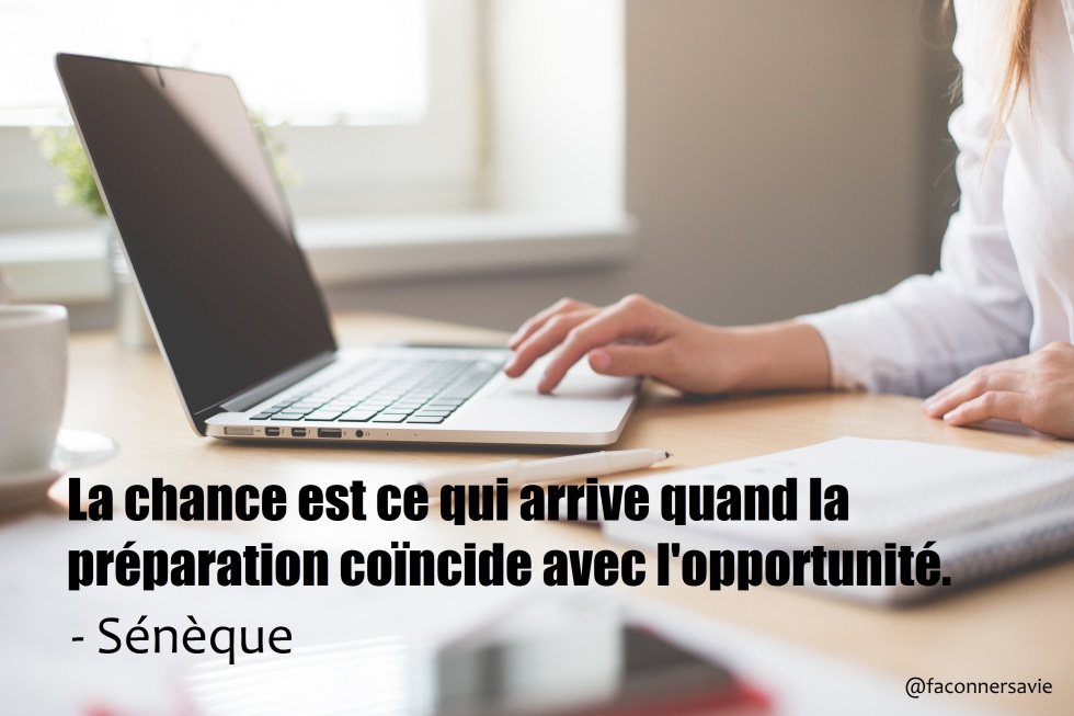 14 choses à faire avant un entretien d'embauche coaching pro business coach conseils entreprise citation inspirante senèque